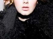 Maquillage mois d'avril Adele