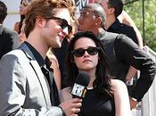 Festival Cannes avec Robert Pattinson Kristen Stewart