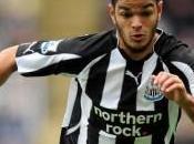 Newcastle Arfa pisté l'Inter Milan