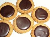 mini tartelettes chocolat caramel