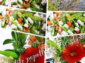 Petite poêlée légumes nouveaux