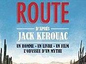 Trois Couleurs Hors série route d'après Jack Kerouac homme, livre, film