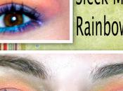 Tutoriel Maquillage: couleur avec Sleek