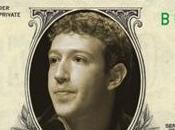 Facebook entre bourse avec valorisation milliards dollars