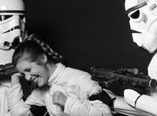 Star Wars photos tournage l'Empire Contre-Attaque