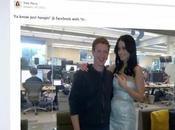 Katy Perry utilise timeline Facebook dans dernier clip