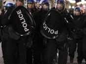 police jamais utilisé centre commandement autant depuis début conflit étudiant