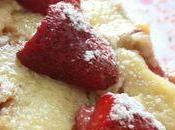 Terrine pain perdu fraises