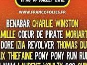 #Concours Gagne places pour concerts juillet Francofolies Rochelle