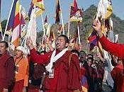 "seul monde, rêve, Tibet libre 2008""*"