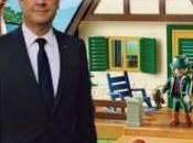 photos détournées François Hollande