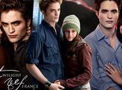 Twilight, Moon, Eclipse, Breaking Dawn part &