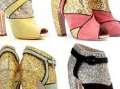 veux chaussures paillettes