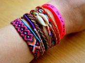 Hipanema, bracelet grigris l'été