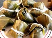 Zong filet mignon champignons parfumés 香菇肉粽 xiāng ròuzòng