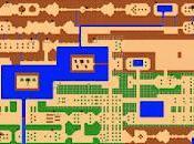 Carte Legend Zelda (NES) dans votre salon