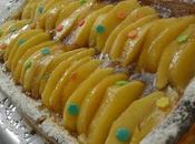 Tarte pommes express Nesyla)