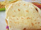 Tortilla mexicaine farine)