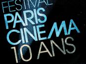 Festival Paris Cinéma [10e édition] programme