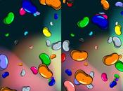 Jelly Bean nouveau easter
