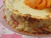 Cheesecake Abricots