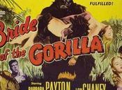 Fiancée Gorille