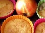 Muffins nectarines