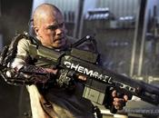 Elysium nouvelle photo avec Matt Damon