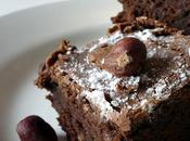 Brownie noisettes