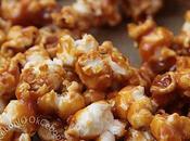 Pop-corn sirop d'érable piment d'Espelette