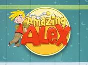 Alex Amazing sera disponible Play Store demain, Juillet