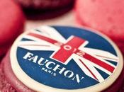 Macaron Jeux Olympiques chez Fauchon