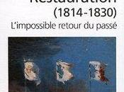 France Restauration (1814-1830)