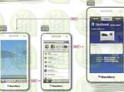 nouveau Facebook pour BlackBerry pointe