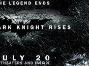 Dark Knight Rises: film l'été?