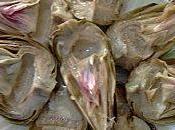 Salade d'artichaut mariné