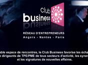 Club Business: soirées rentrée Nantes Angers Paris
