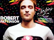 Robert Pattinson Black Book
