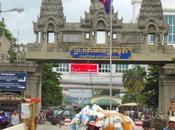 arrivés Cambodge