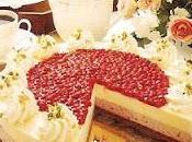Gâteau mousseux groseille
