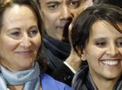 """Pour Ségolène Royal, Najat Vallaud-Belkacem serait """"beurette"""" service gouvernement"""