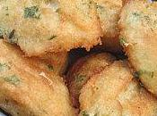 Beignets morue Portugaise (pasteis-bolos bacalhau)