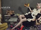 Lanvin's Fall 2012 Campaign Features Unique Stars Steven Meisel