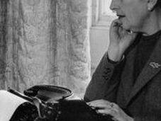 Dans bureau… d'Agatha Christie!