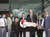 Avec Dragages Hong Kong, Département l'Aviation Civile veille ciel