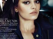Mila Kunis rock-folk pour Interview