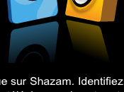 Application iPhone: Shazam