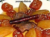 Lham lahlou pomme-abricot