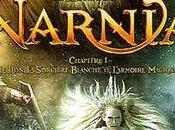 Monde Narnia: Lion, Sorcière Blanche l'Armoire Magique