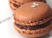 Macarons Chocolat Sésame
